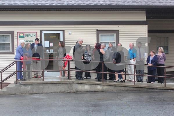 Frontier Health Reopens Erwin Office - October 2015