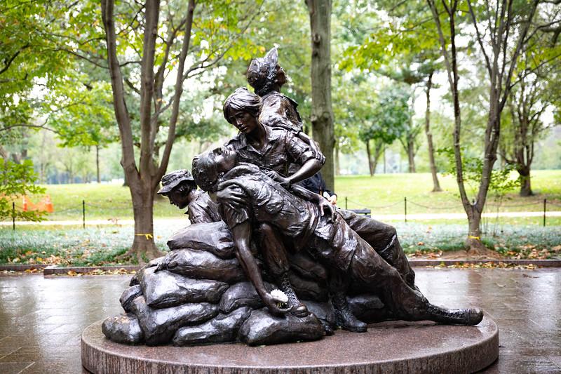 2018 October Puget Sound Honor Flight at Vietnam Memorial (3 of 17).jpg