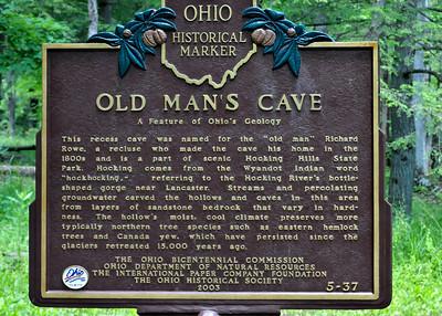 Hocking Hills - Old Mans Cave