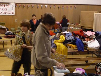 Chico Alliance Church Service Project - Dec 15