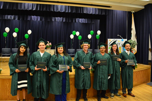 Adult Education Graduation 2015
