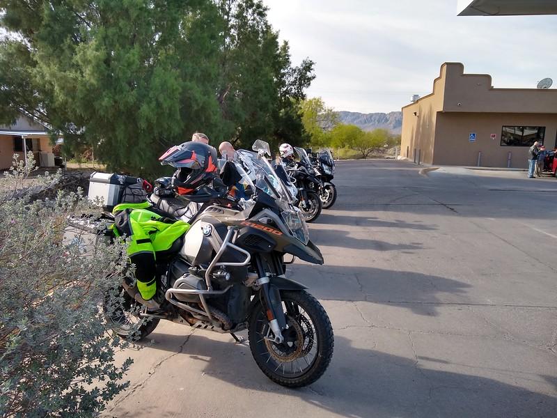 2019 Big Bend Ride