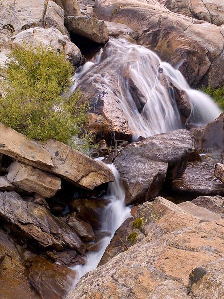 Spring Creek at Stanislaus River