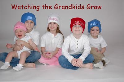 Watching the Grandkids Grow
