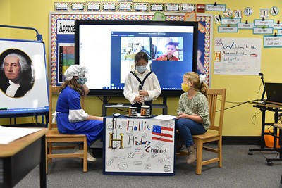 4th Grade Revolutionary War Project