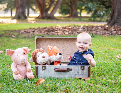 Rowan is 9 months