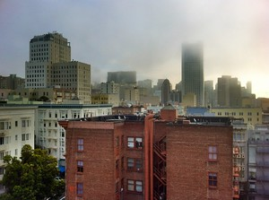 Morning in San Francisco