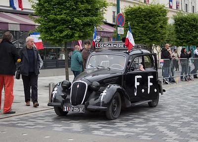 Reconstitution historique 1945