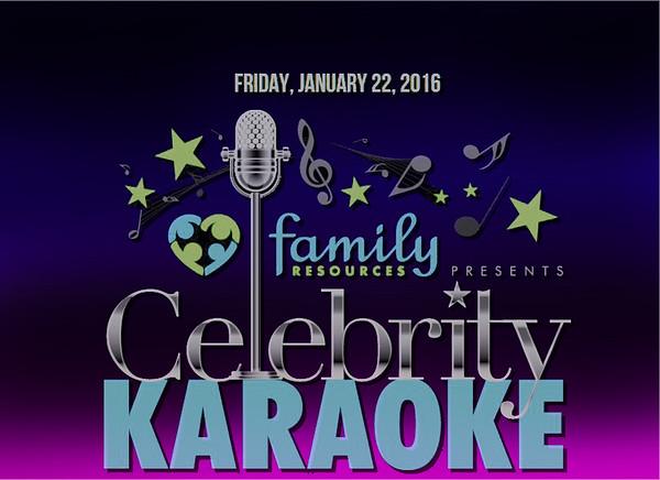 Celebrity Karaoke - Pepin Center