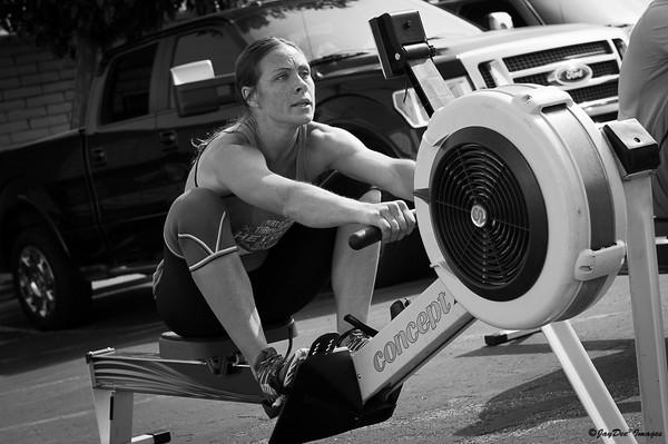 CrossFit Code 3 / Heydey Elite Fitness Throwdown