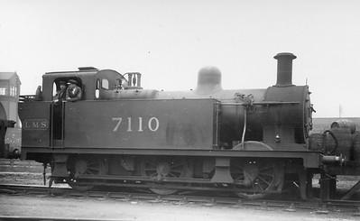 """Fowler Class 3F """"Jinty"""" 0-6-0T"""