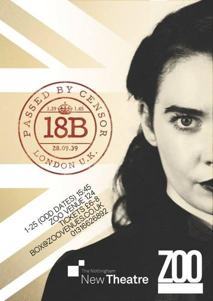18B poster