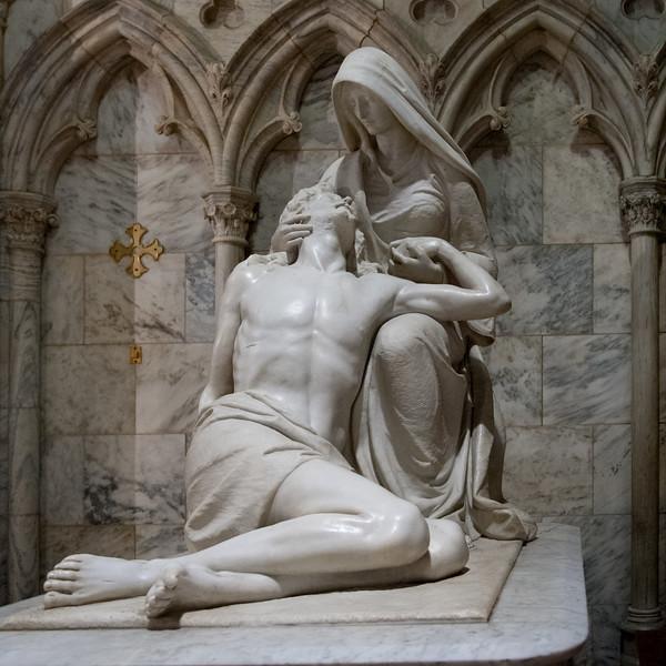 Saint Patrick's Pieta