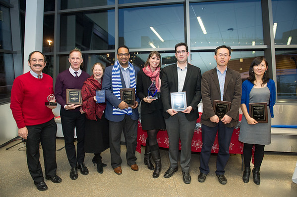 SEAS Annual Awards and Holiday Party