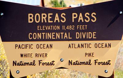 2013 Boreas Pass