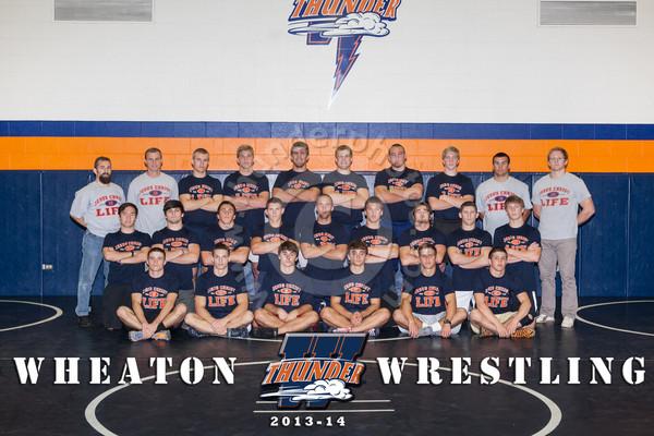 Wrestling 2013-14