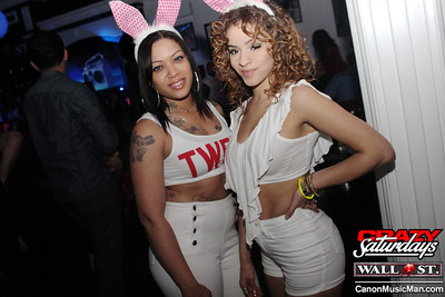 4-19-14 DJ CAMILO & Easter Bunny #Heavyhitters Wall St. CRAZY SATURDAYS