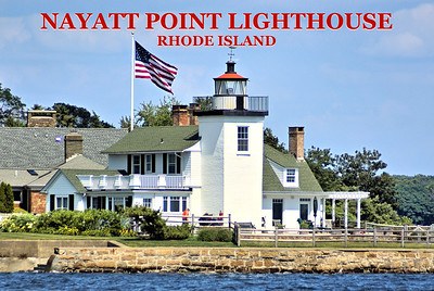 Nayatt Point Lighthouse, Rhode Island