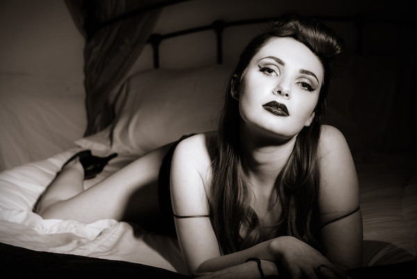 Old Hollywood Glamour & Boudoir Meetup