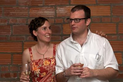 Maureen and Jeff