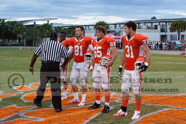 Boone Varsity Football #61 - 2012