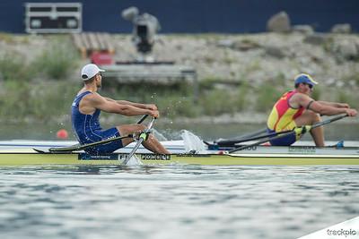 World Rowing Championships 2019, Heats, Repechages, Quarterfinals, Semifinals
