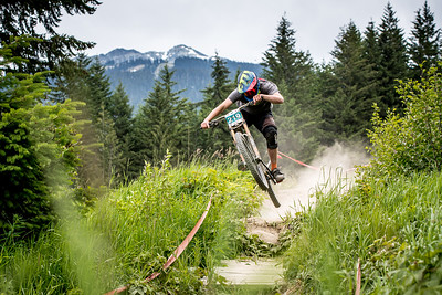 Whistler Canada Cup DH