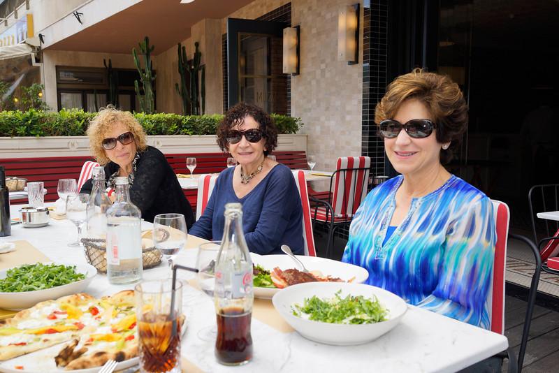 Marilyn Fiedler, Marlene Rimland and Ruth Ann Lawson