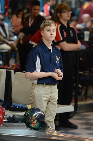 Central Catholic Bowling