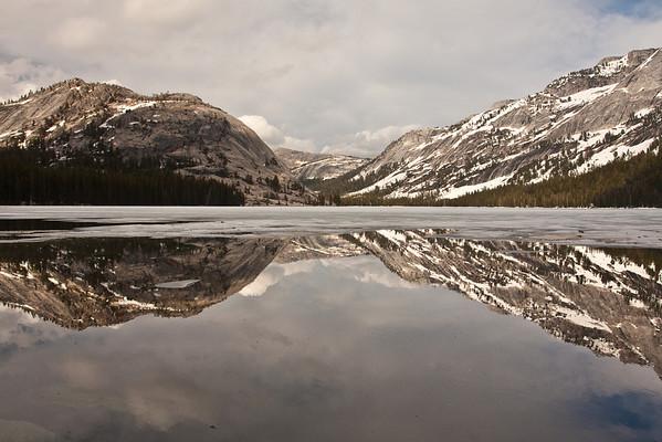 Tenaya Lake - Yosemite - June 2011