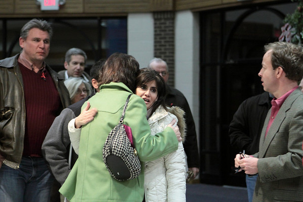 CHCA Prayer Vigil for Injured Alumni Ryan Atkins