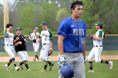 Shawver throws no-hitter as Amherst beats Midview