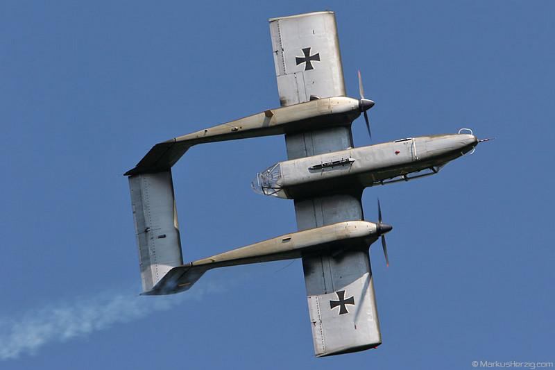 F-AZKM OV-10B Bronco @ Bex Switzerland 2Sep07