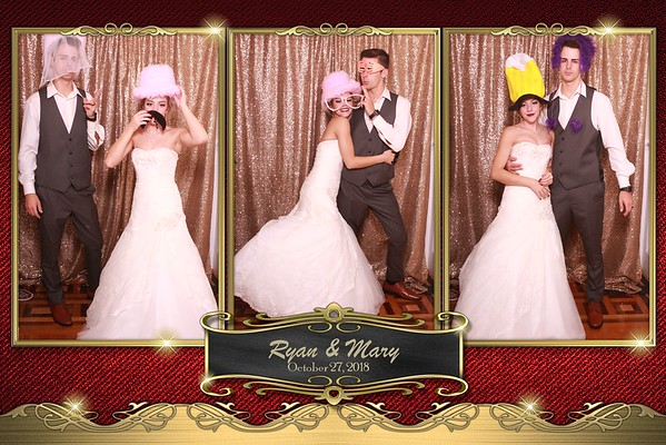 THE WEDDING OF RYAN & MARY