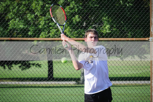 BCC/BCW Tennis 9/25/12