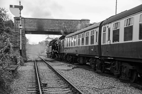 West Somerset Railway - Friday 13th October 2017