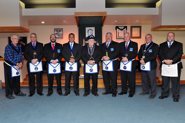 Swigert Middletown Lodge Officers 2017