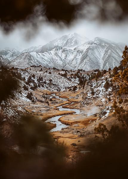 Hot Creek, Mammoth Lakes