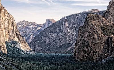 Yosemite Timeless Beauty