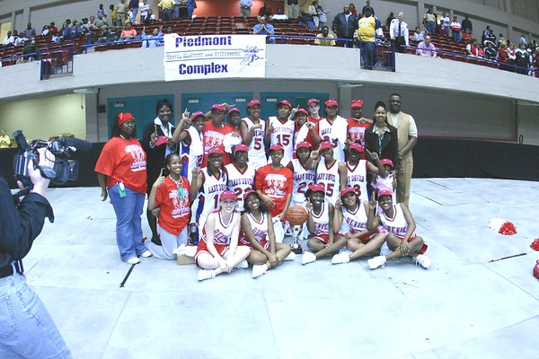 Lady Devils State Champs