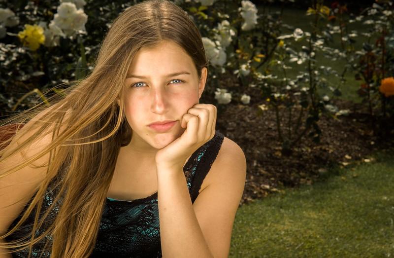 Felicity 14 years