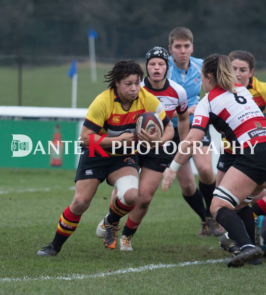 Women vs Gloucester Hartpury