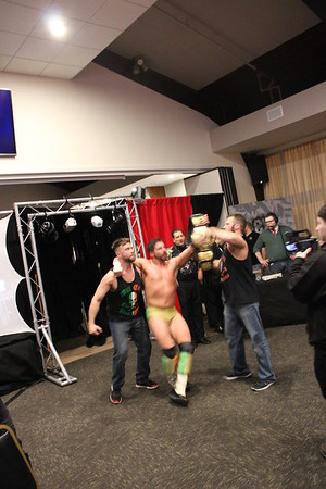 Chaotic Wrestling December 2, 2016
