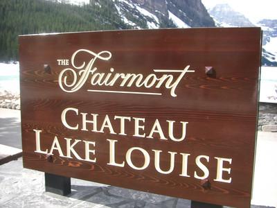 Lake Louise & Banff Canada 2007