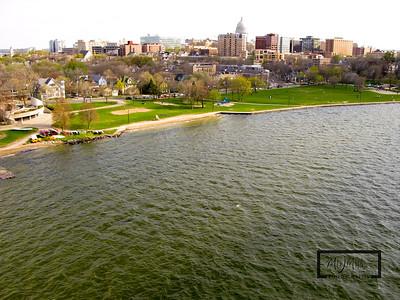 Madison Aerial #1