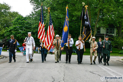2007-05-28 Memorial Day Observances - Hinsdale, IL