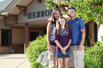 2012 Hebron 6th Grade Celebration
