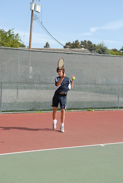 2007 - Menlo Boys Tennis - Senior - David