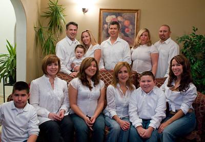 New Years Family