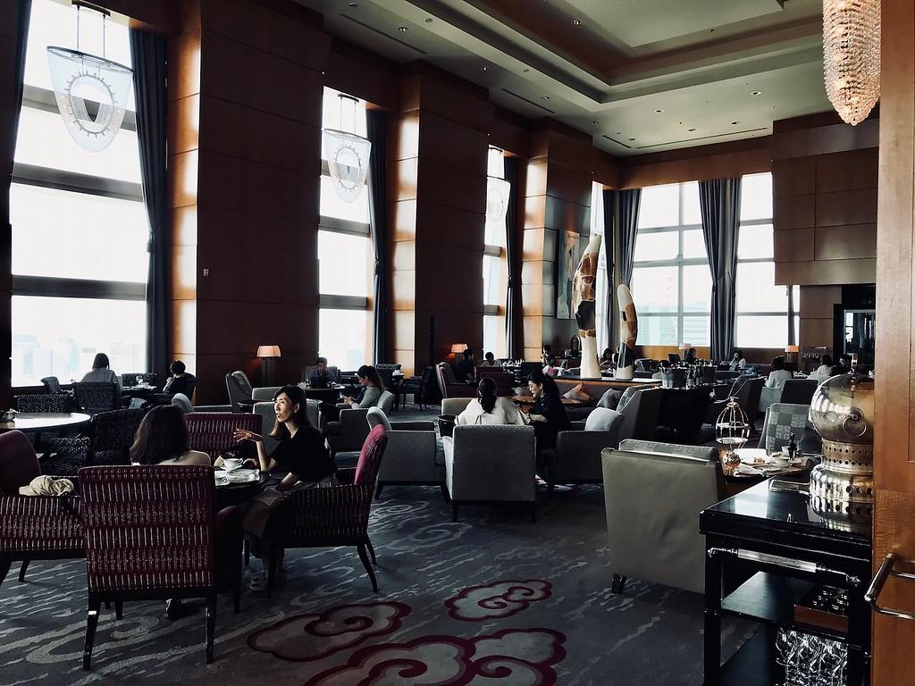The Ritz-Carlton Tokyo The Lobby Lounge & Bar